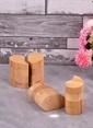 Bayev Ahşap Bambu Tuzluk & Biberlik Renkli